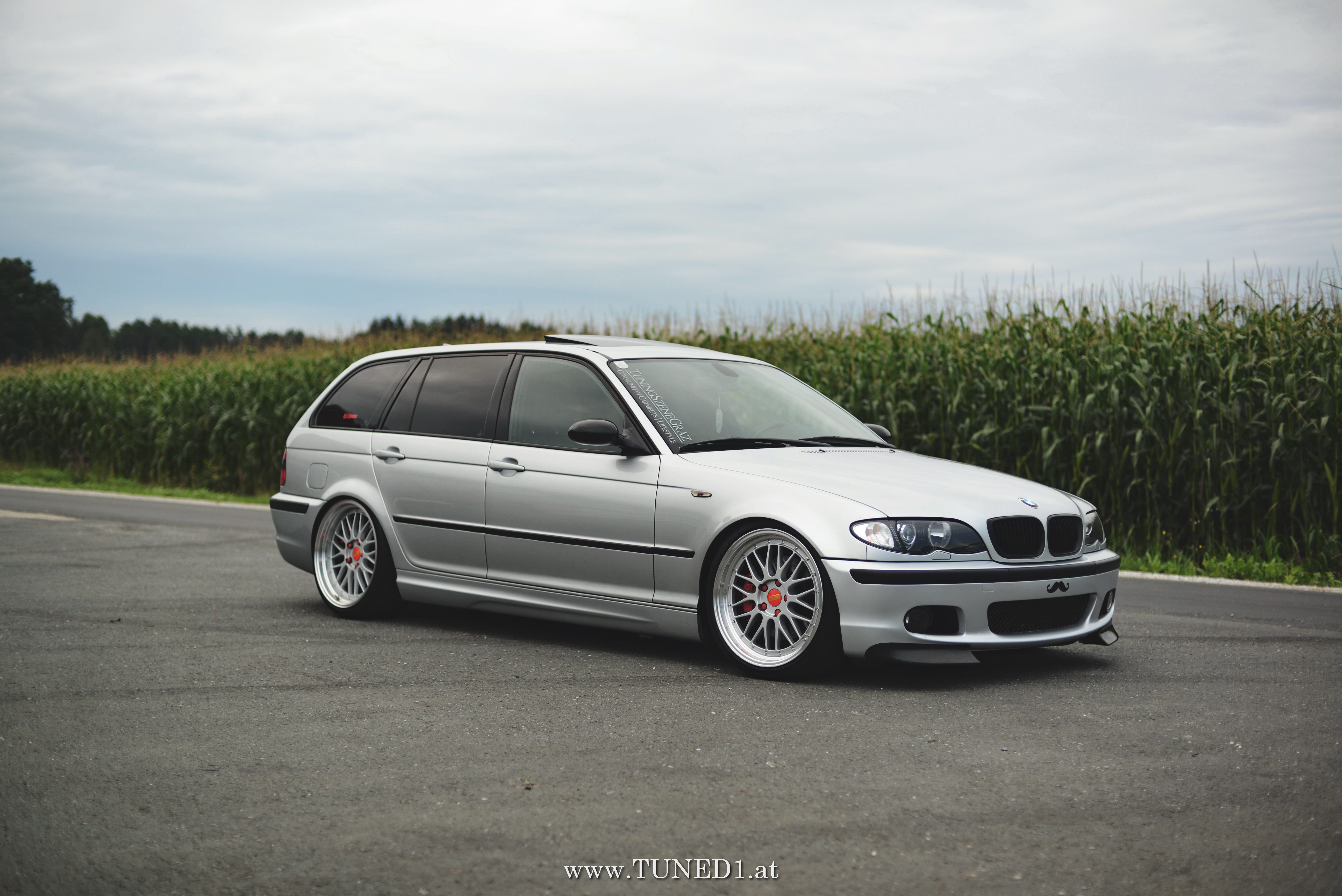 Bmw E46 Static Touring Www Tuned1 At